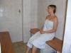 Zona benessere con sauna