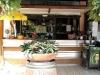 giardino e bar interno