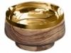 Patena in legno d'olivo, oggettistica Foligno