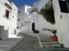 The old town of Ostuni