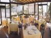 Restaurant in the terrace