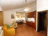 Appartamento Fiscoli, soggiorno cucina