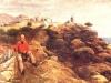 Garibaldi in Caprera in Sardinia