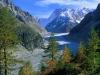 fiume di ghiaccio, Valle D'Aosta