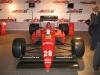 Particolare della Galleria Ferrari