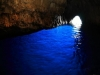 Grotta Azzurra -the blue cave- of Capri