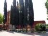 Panoramica alberi, Hotel con Spa
