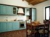 Ampia e comoda cucina in Appartamento