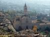 Basilica di Santa Chiara vista aerea