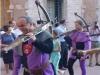 Medieval show in Gubbio
