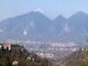 Vista panoramica di Terni
