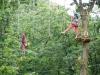 Percorso di funi e scale a Scheggino