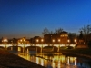 The Bridge Verdi in Parma