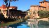 Piscina a sfioro hotel5stelle Lago Trasimeno