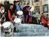 Medieval drummers in Gubbio