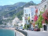 tourism on the Amalfi coast