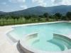 Agriturismo con piscina salata con Idromassaggio