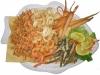 Italian seafood, frutti di mare
