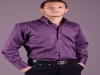 Camicia uomo modello classico maniche lunghe