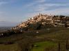 Vista panoramica su Trevi