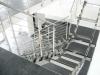 Montaggio della fornitura, scale per interni