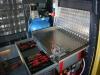 Banco da lavoro in acciaio Inox
