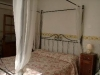 Chalet, letto a baldacchino