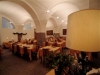 ampio salone ristorante, per cene e pranzi di affa