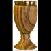 Offerta Calice in legno d'olivo, solo 149 euro