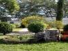 Parco con piscina