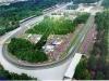 Curva dell'Autodromo di Monza