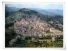 Cortona sulle colline Toscane