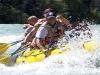 Rafting vicino Chamonix