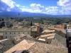 Montefalco: medieval land of Federico II