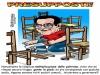 Vignetta   Prodi   Umorismo   Satira Politica