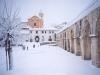 Santa Chiara, visita la cittá anche d´inverno