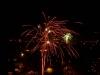 Fireworks in Terni