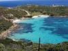 Asinara Island reached from Stintino