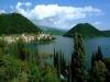Vista panoramica sul comprensorio del Lago