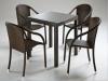Set tavoli e sedie per esterni