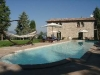 Self catering in Gubbio with swimming pool
