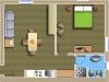 Planimetria Appartamento Amaranto