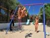 Giochi per bambini Camping Alghero