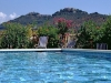 hotel with pool in montecatini