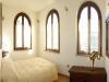 camera dell'appartamento santa chiara