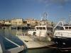 port of termoli , boats to the tremiti