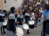 Tamburini durante il corteo storico