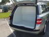 Fiat Stilo Van con cover in vetroresina