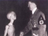Hitler with Alien UFO VRIL Haunebu WW2 Nazi