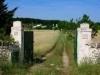 Trulli in campagna in Puglia Salento